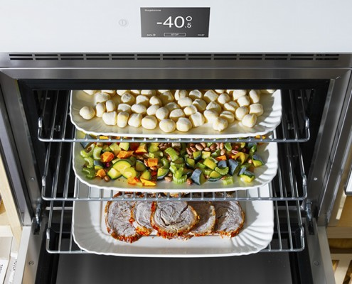food deterioration - avoid food poisoning blast chiller