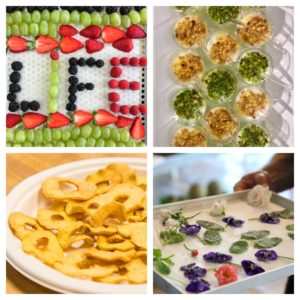 freeze drying foods with blast chiller